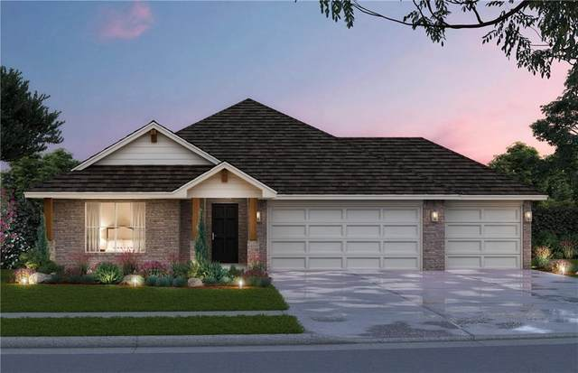 3613 Shutter Ridge Drive, Yukon, OK 73099 (MLS #970304) :: Maven Real Estate
