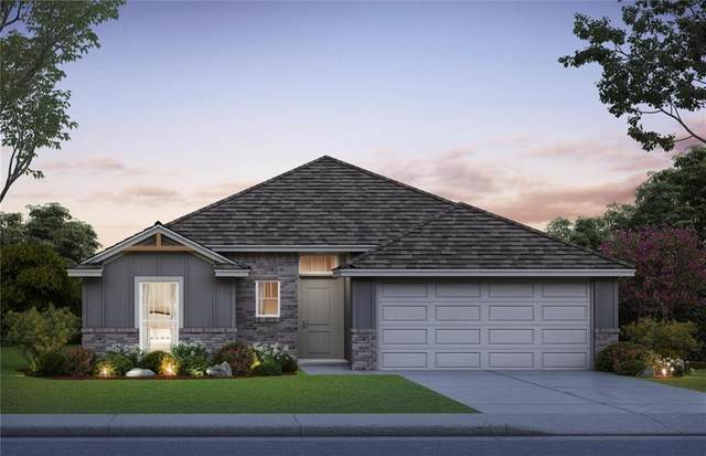 4609 Crystal Hill Drive, Oklahoma City, OK 73179 (MLS #970312) :: Maven Real Estate
