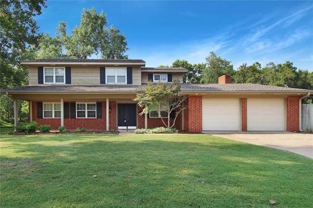 811 E Tyler Avenue, Stillwater, OK 74075 (MLS #970321) :: Maven Real Estate