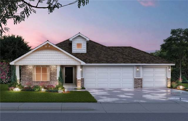 11028 SW 34th Terrace, Yukon, OK 73099 (MLS #970325) :: Maven Real Estate