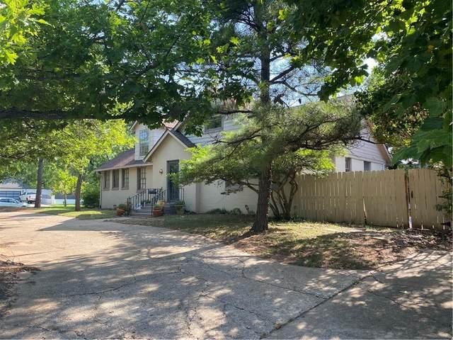 6500 N Trenton Road, Nichols Hills, OK 73116 (MLS #970365) :: Homestead & Co