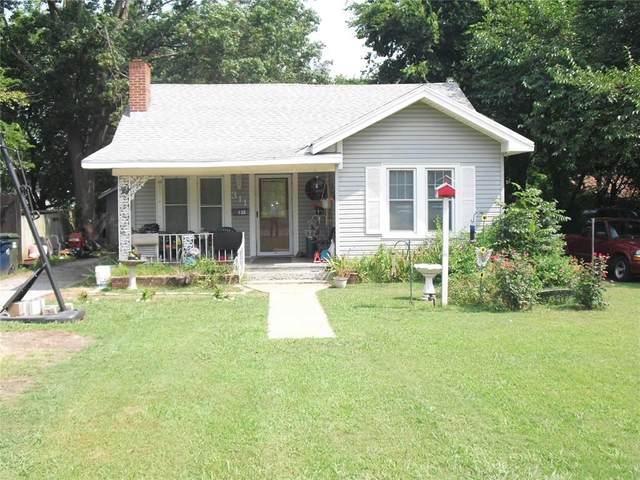 311 E Main Street, Tecumseh, OK 74873 (MLS #970369) :: Meraki Real Estate