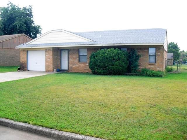 1200 Pond Creek Drive, Tecumseh, OK 74873 (MLS #970372) :: Keller Williams Realty Elite