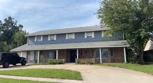 5105 NW 19th Street, Oklahoma City, OK 73127 (MLS #970405) :: The UB Home Team at Whittington Realty