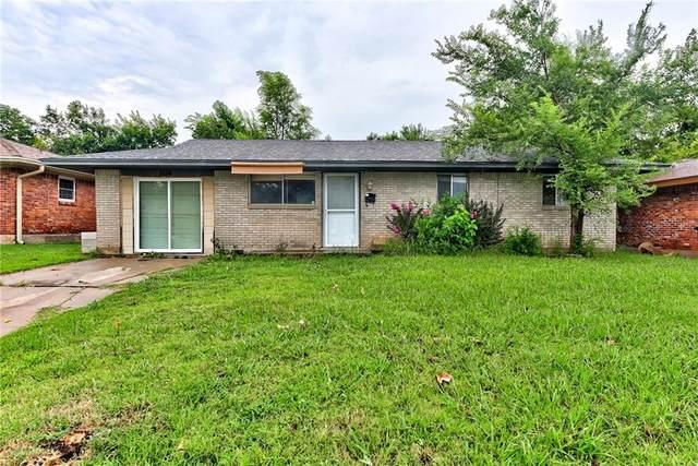 1114 Elmhurst Street, Moore, OK 73160 (MLS #970418) :: Meraki Real Estate