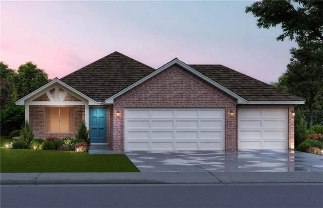 11024 SW 34th Terrace, Yukon, OK 73099 (MLS #970421) :: Maven Real Estate