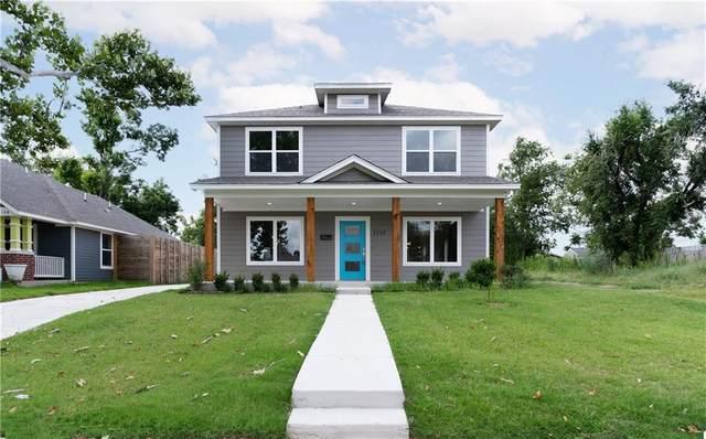1130 NW 12 Street, Oklahoma City, OK 73016 (MLS #970447) :: Meraki Real Estate