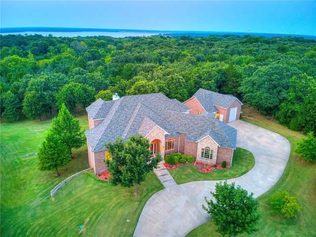 3300 Scarab Inlet, Edmond, OK 73013 (MLS #970457) :: Maven Real Estate