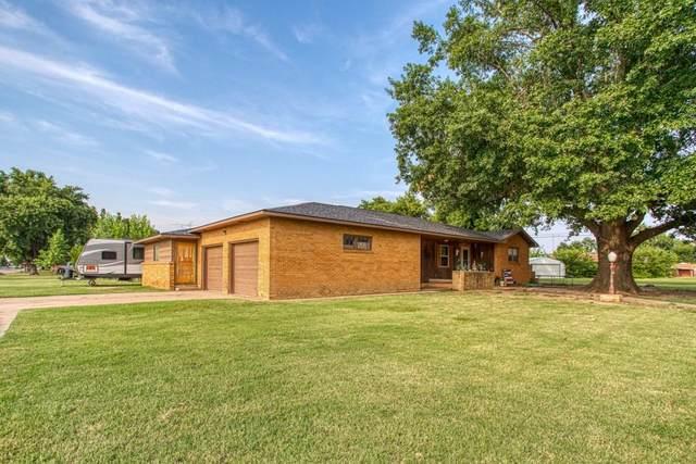 203 E Nebraska Street, Hennessey, OK 73742 (MLS #970524) :: Meraki Real Estate
