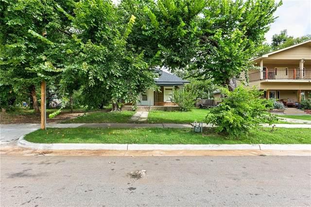 1617 NW 7th Street, Oklahoma City, OK 73106 (MLS #970531) :: Meraki Real Estate