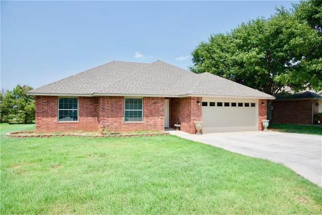 1405 Chisholm Trail, Weatherford, OK 73096 (MLS #970533) :: Meraki Real Estate