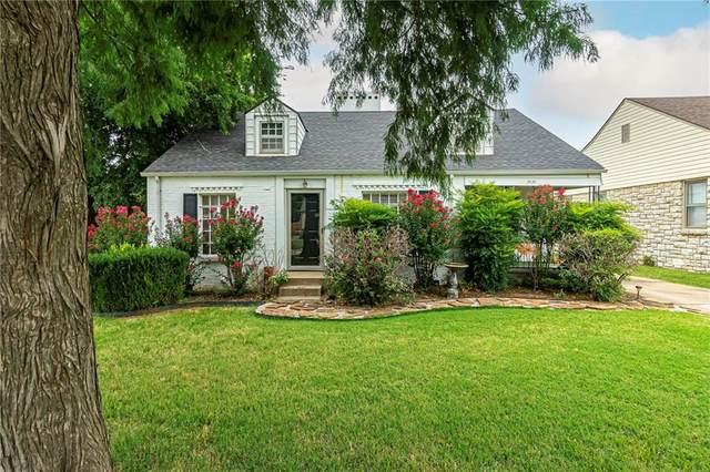 2521 Cummings Drive, Oklahoma City, OK 73107 (MLS #970551) :: Meraki Real Estate