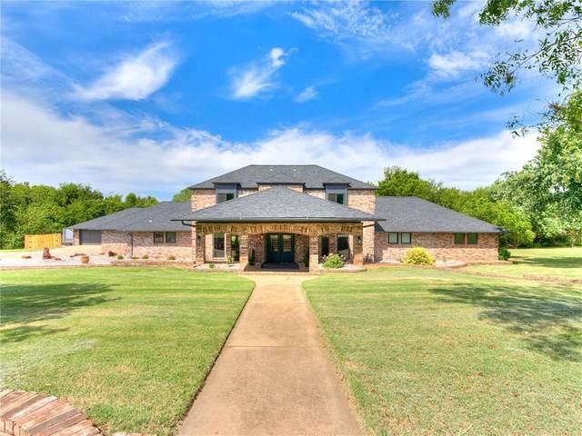 12409 Dudley Court, Edmond, OK 73013 (MLS #970603) :: Meraki Real Estate