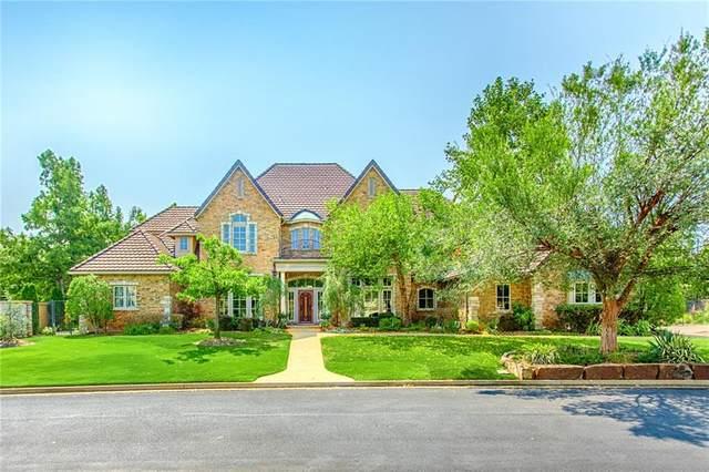 5708 Mistletoe Court, Oklahoma City, OK 73142 (MLS #970680) :: Keller Williams Realty Elite