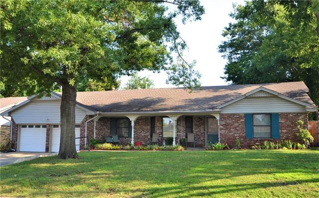 4629 NW 32nd Place, Oklahoma City, OK 73122 (MLS #970726) :: Sold by Shanna- 525 Realty Group