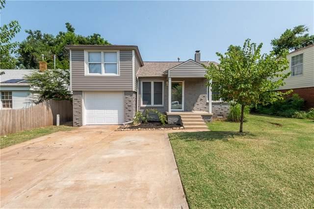 3013 W Park Place, Oklahoma City, OK 73107 (MLS #970751) :: Meraki Real Estate