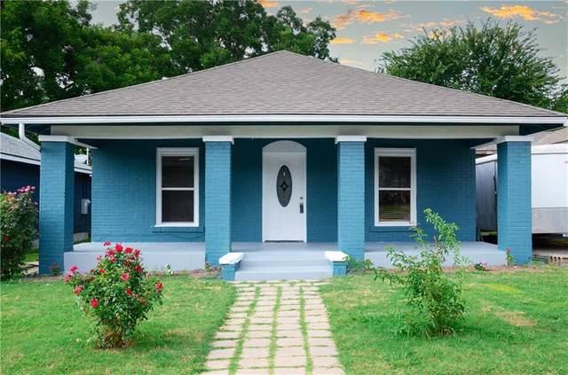 510 E 13th Street, Ada, OK 74820 (MLS #970786) :: Erhardt Group