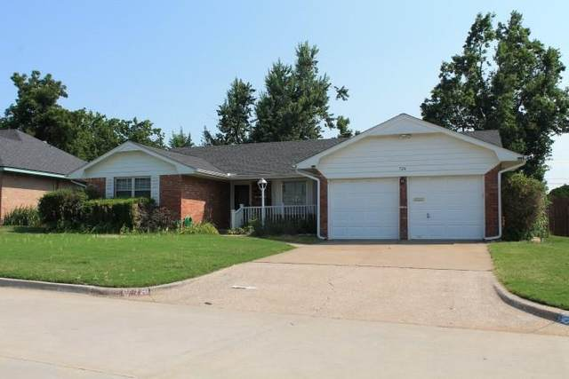 728 Greenwood Drive, Midwest City, OK 73110 (MLS #970804) :: KG Realty