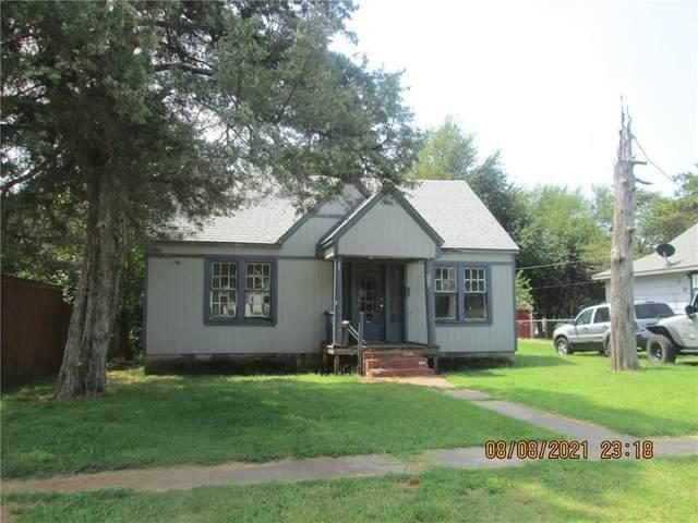 604 W Apache Street, Purcell, OK 73080 (MLS #970824) :: Meraki Real Estate