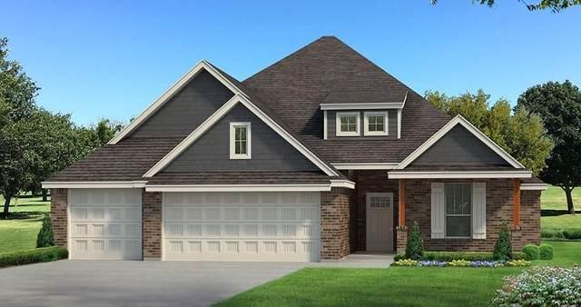 724 E Barajas Terrace, Mustang, OK 73064 (MLS #970841) :: Maven Real Estate