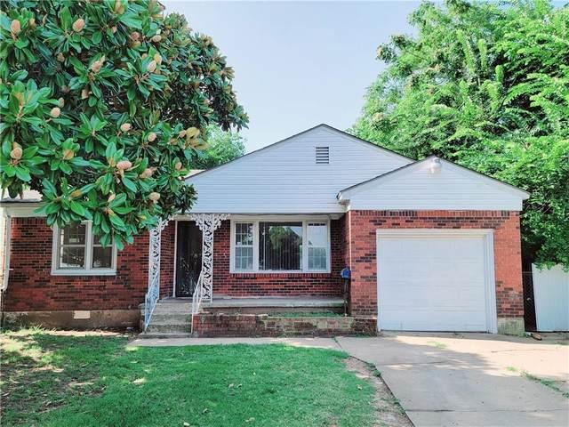 412 SW 34th Street, Oklahoma City, OK 73109 (MLS #970857) :: Keller Williams Realty Elite