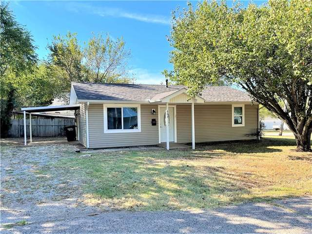 603 E Anna Street, Shawnee, OK 74801 (MLS #970867) :: Maven Real Estate