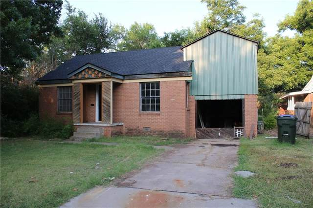 1901 Texas Street, Norman, OK 73071 (MLS #970914) :: Sold by Shanna- 525 Realty Group