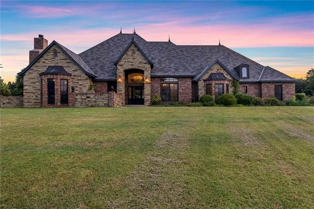 3601 Four Winns Strait, Edmond, OK 73013 (MLS #970920) :: Maven Real Estate