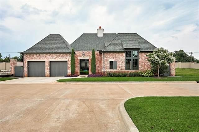 8501 Stonehurst Court, Oklahoma City, OK 73120 (MLS #970956) :: Maven Real Estate