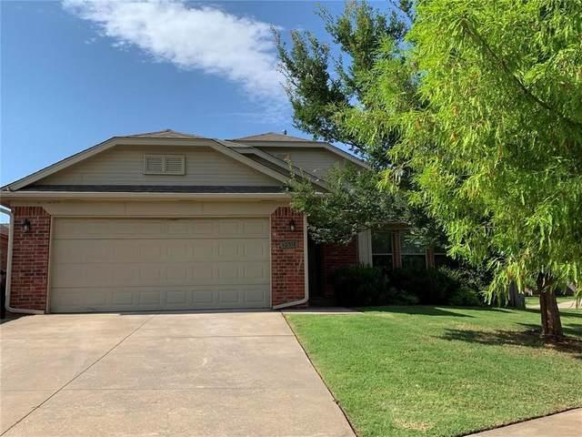 18512 Piedra Drive, Edmond, OK 73012 (MLS #971099) :: Meraki Real Estate