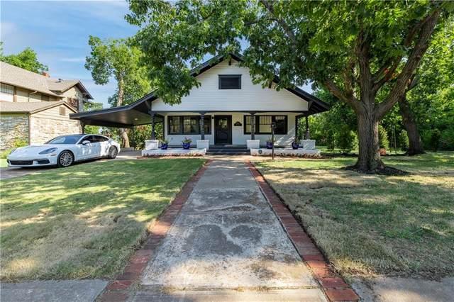 1517 NW 37th Street, Oklahoma City, OK 73118 (MLS #971131) :: Erhardt Group