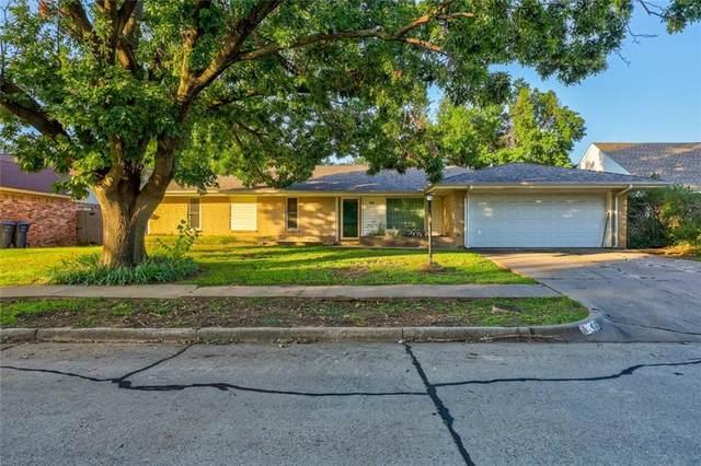 416 S Ranchwood Manor Drive, Oklahoma City, OK 73139 (MLS #971157) :: Meraki Real Estate