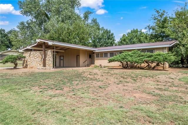620 Ranch Avenue, Stillwater, OK 74075 (MLS #971161) :: KG Realty