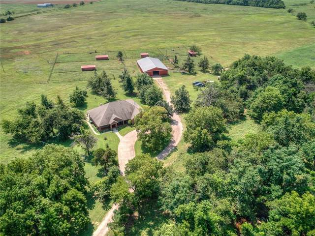 14351 W County Rd. 70, Crescent, OK 73028 (MLS #971201) :: Sold by Shanna- 525 Realty Group
