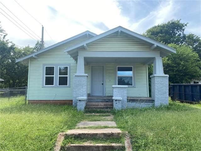 906 S 14th Street, Chickasha, OK 73018 (MLS #971214) :: Maven Real Estate