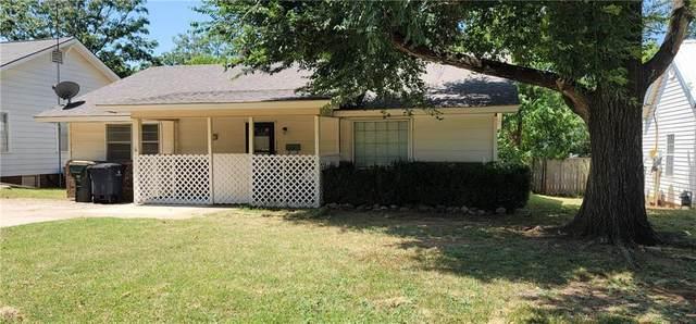 1014 S 13th Street, Chickasha, OK 73018 (MLS #971235) :: Maven Real Estate