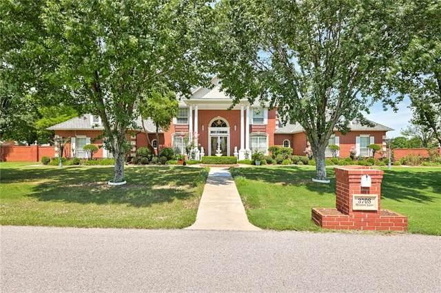 3708 Meadow Lane, Moore, OK 73160 (MLS #971281) :: Keller Williams Realty Elite