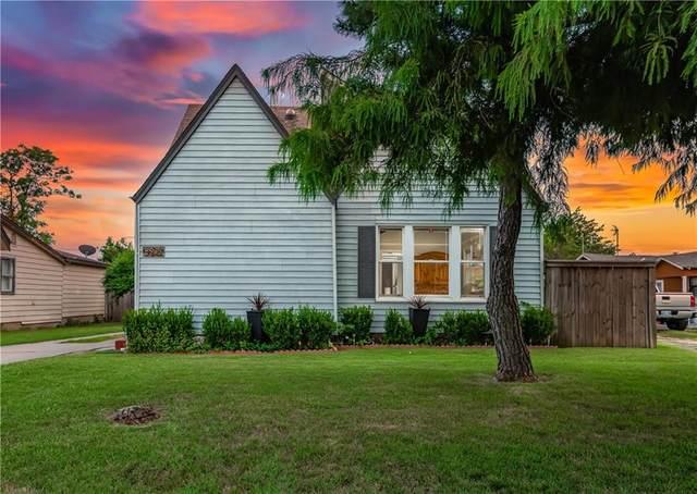 3216 NW 14th Street, Oklahoma City, OK 73118 (MLS #971308) :: Meraki Real Estate