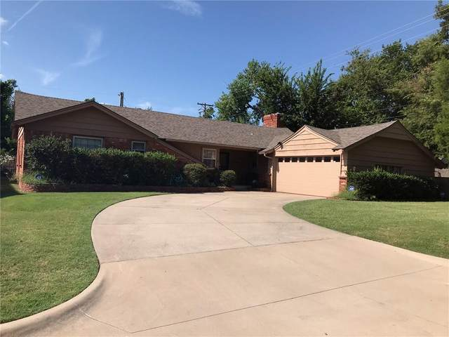2646 NW 45th Street, Oklahoma City, OK 73112 (MLS #971352) :: Erhardt Group