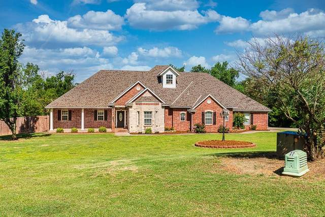 770 N Magnolia Lane, Tuttle, OK 73089 (MLS #971362) :: Sold by Shanna- 525 Realty Group