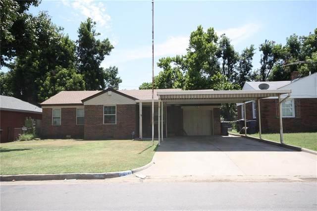 608 SW 51st Street, Oklahoma City, OK 73109 (MLS #971419) :: Erhardt Group