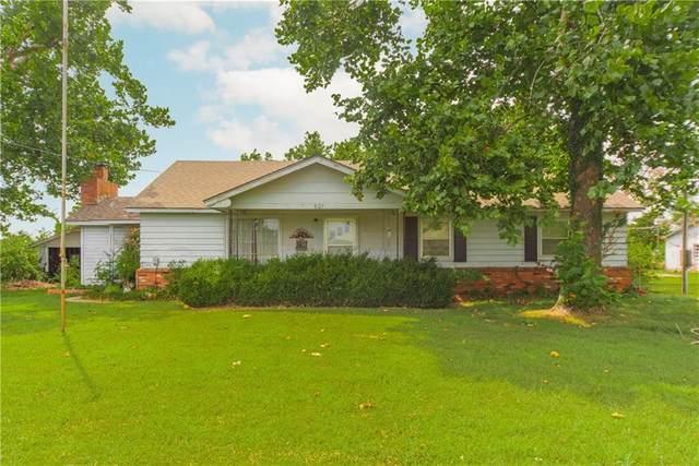 601 N Dobbs Road, Harrah, OK 73045 (MLS #971476) :: Meraki Real Estate