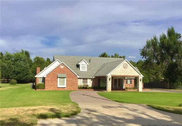 3208 N Alexander Lane, Bethany, OK 73008 (MLS #971490) :: The UB Home Team at Whittington Realty
