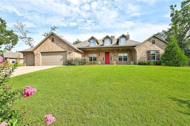 15309 SE 58th Street, Choctaw, OK 73020 (MLS #971533) :: Meraki Real Estate
