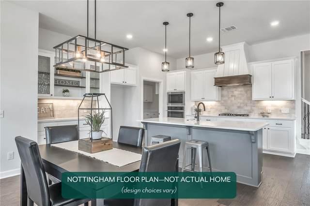 800 Firefork Avenue, Yukon, OK 73099 (MLS #971537) :: Maven Real Estate