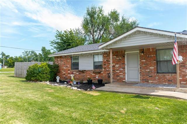 712 Holsey Drive, Noble, OK 73068 (MLS #971577) :: Meraki Real Estate