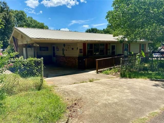 502 E 10th Street, Broken Bow, OK 74728 (MLS #971639) :: Keller Williams Realty Elite