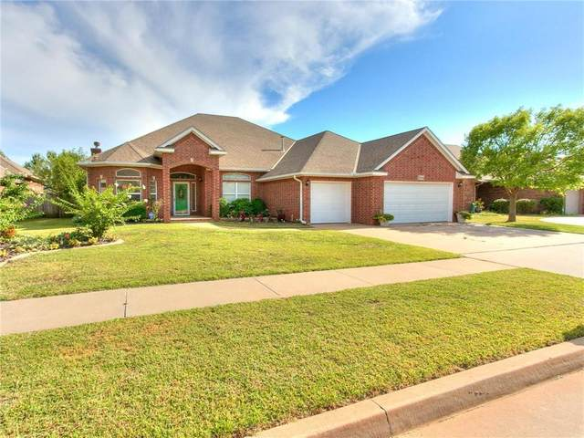 8404 NW 64th Terrace, Oklahoma City, OK 73132 (MLS #971661) :: Meraki Real Estate