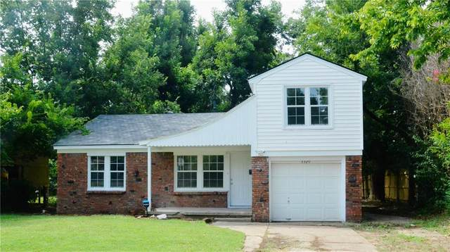 3320 SE 19th Street, Del City, OK 73115 (MLS #971676) :: Sold by Shanna- 525 Realty Group