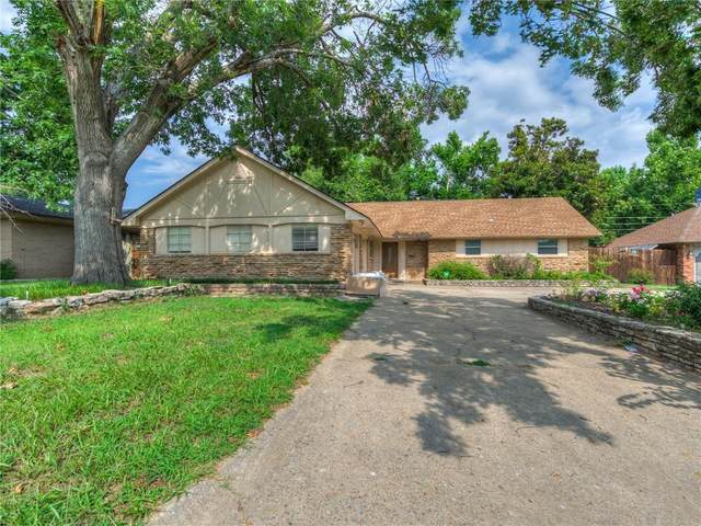 1708 N Alexander Lane, Bethany, OK 73008 (MLS #971694) :: Sold by Shanna- 525 Realty Group
